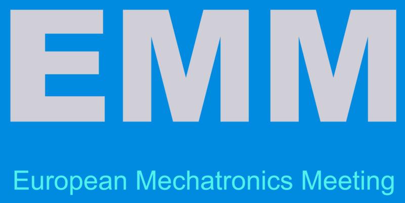Logo European Mechatronics Meeting